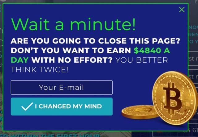 Crypto Trader System Guadagni al giorno