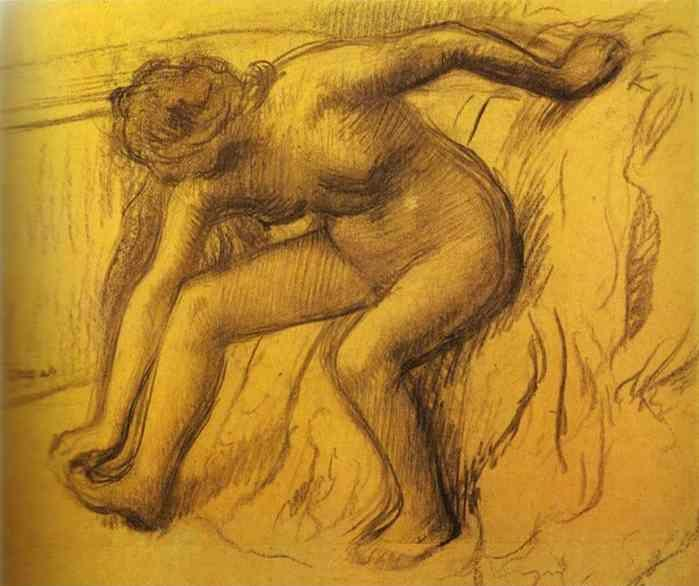 Degas After Bath