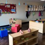 Early preschool rooms are perfect for small children.