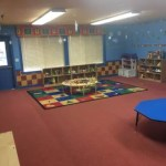 ABC Great Beginnings has a specialized room for two year olds.