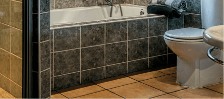 Ask a Handyman  Should You Grout or Caulk Around Tub    ABC Blog Grout or Caulk Between Floor Tile and Tub