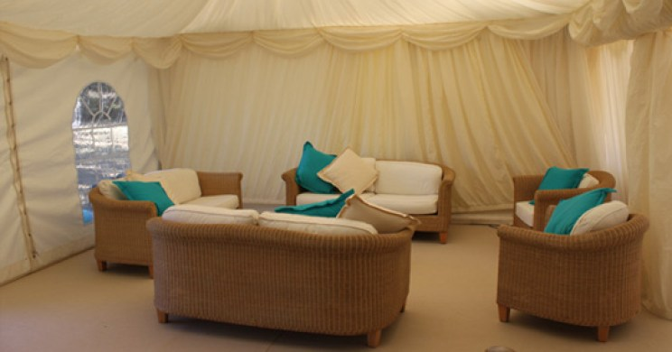 Marquee Linings & Furniture