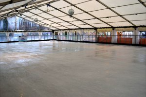 Real Ice Rink Hire