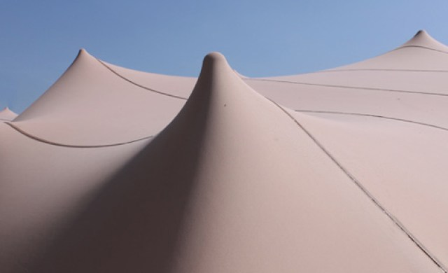 Tent roof shapes