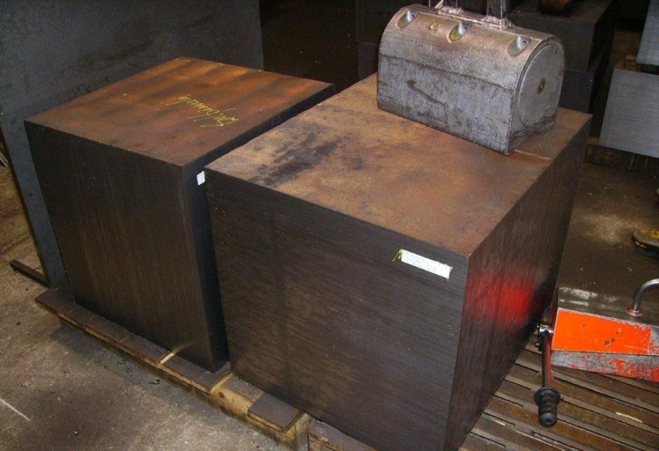 ABC Moldes, Lda - Construção do Molde - Aço