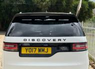 2017 Land Rover Discover HSE LUXURY, 3.0L Td6, Automatic