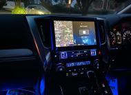 2016 Toyota Vellfire Excecutive Lounge, 3500CC V6 Petrol