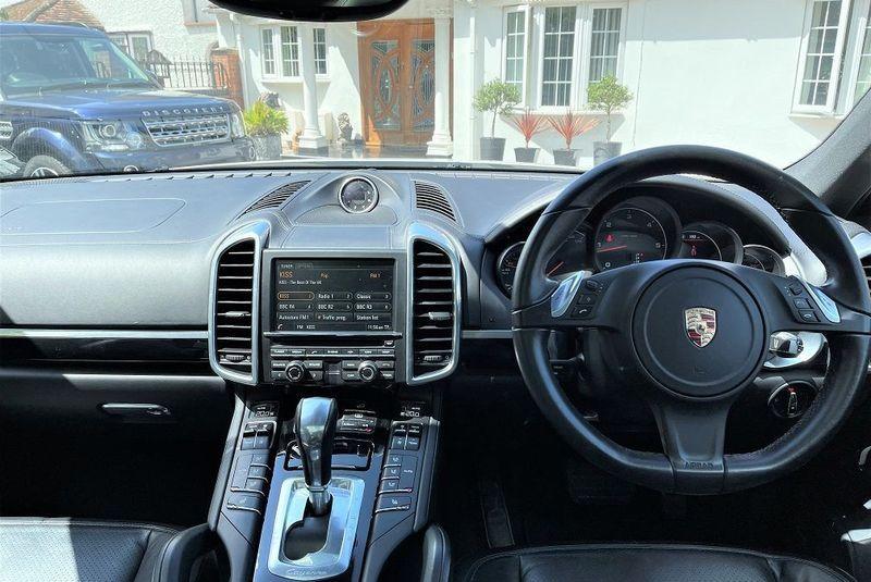 2014 Porsche Cayenne V6 Platinum Edition Tiptronic S