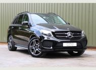 2016 Mercedes-Benz GLE 43