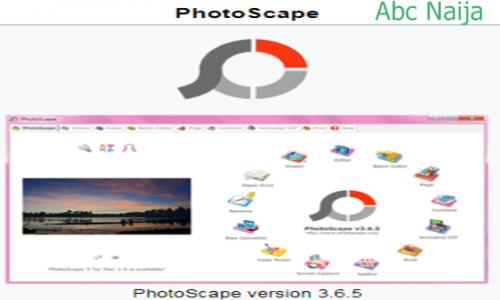 photoscape online