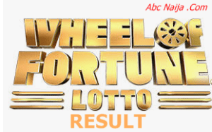 Ghana Lotto Fortune Result