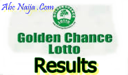 Golden Chance Lotto wazobia Result
