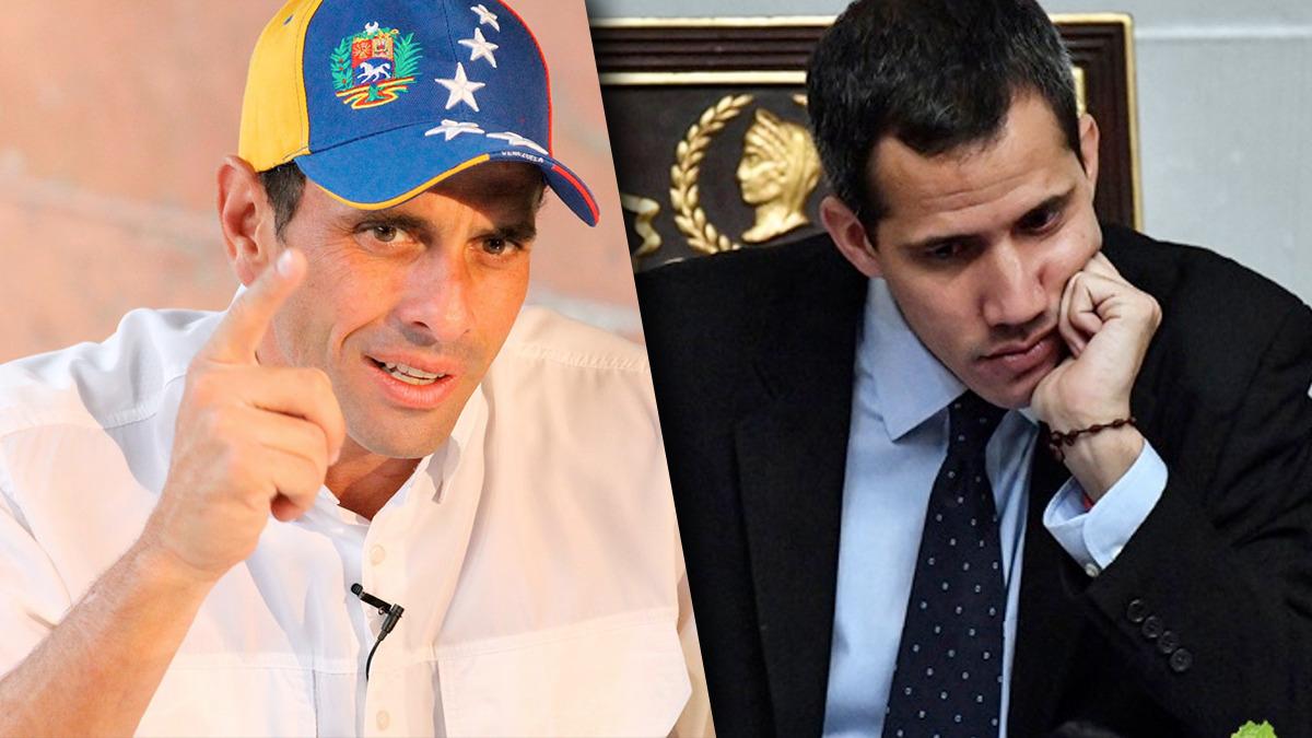 Guaidó pierde relevancia mientras Capriles vuelve a la escena política en  Venezuela – ABC Política