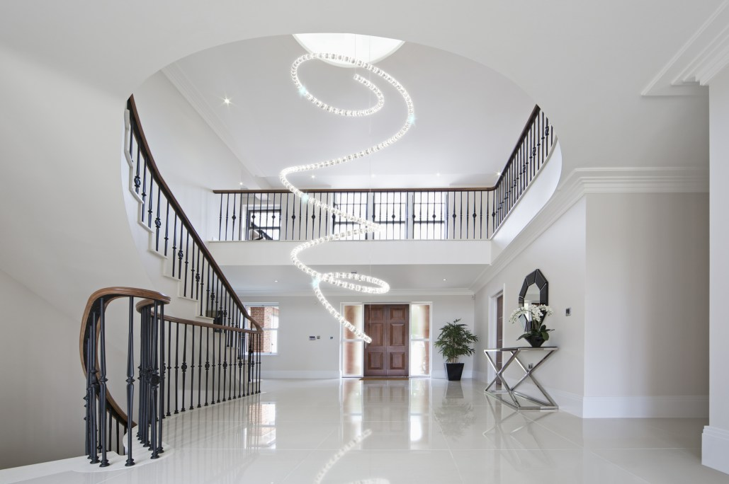 beautiful entrance hall