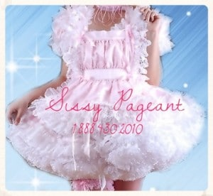 sissy pageant