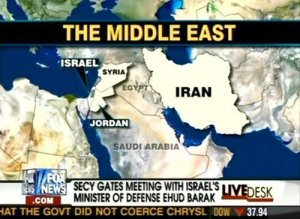 Fox News doesn't know where Egypt it (2009)