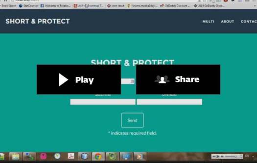 URL Shortener with Ads and Powerful Admin Panel - 1