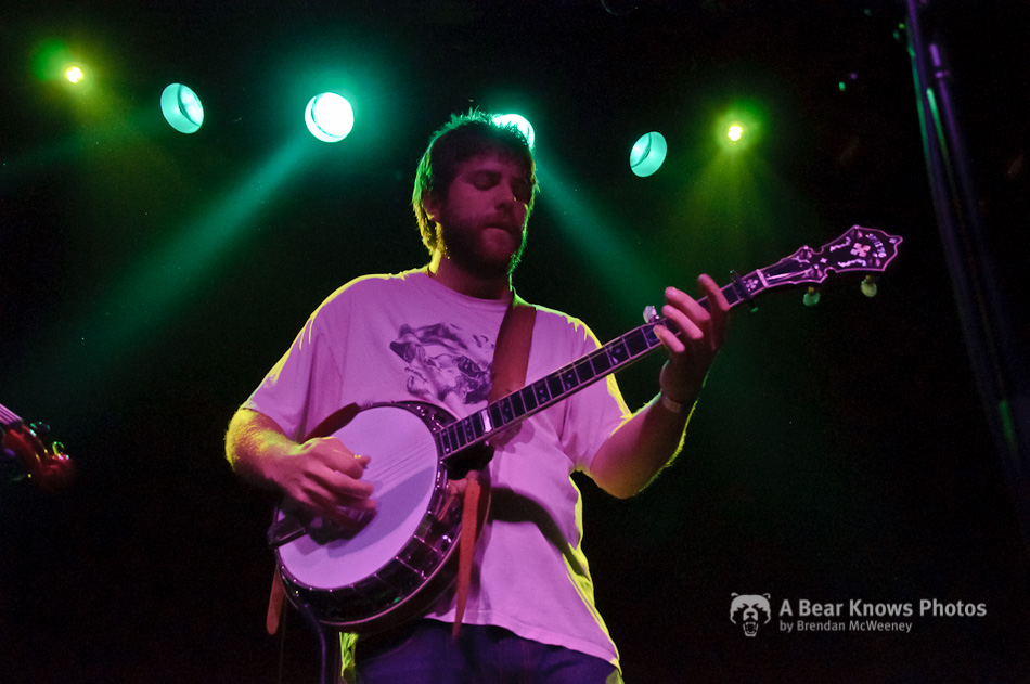 Trampled By Turtles at The Independent (13)