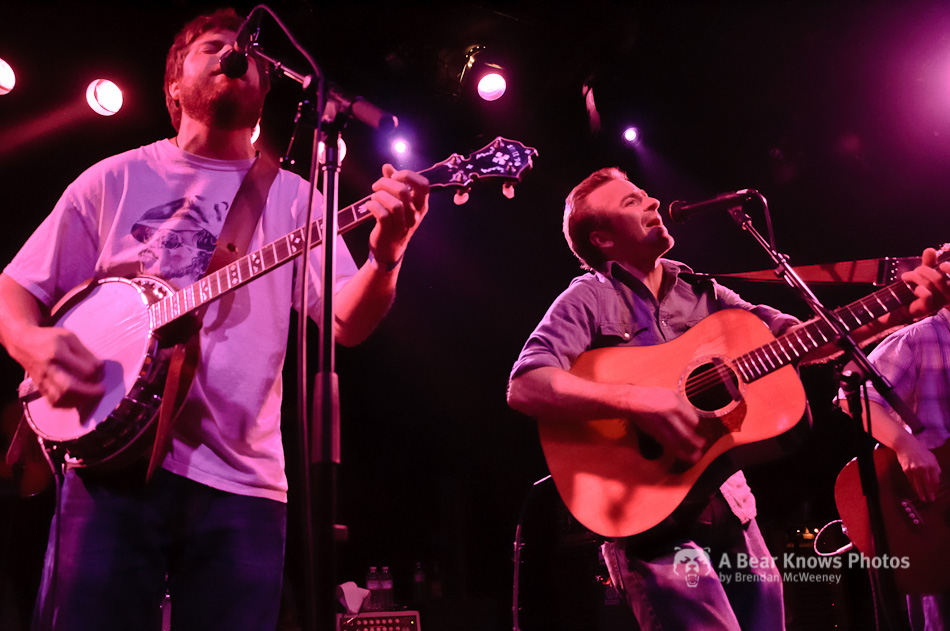 Trampled By Turtles at The Independent (6)