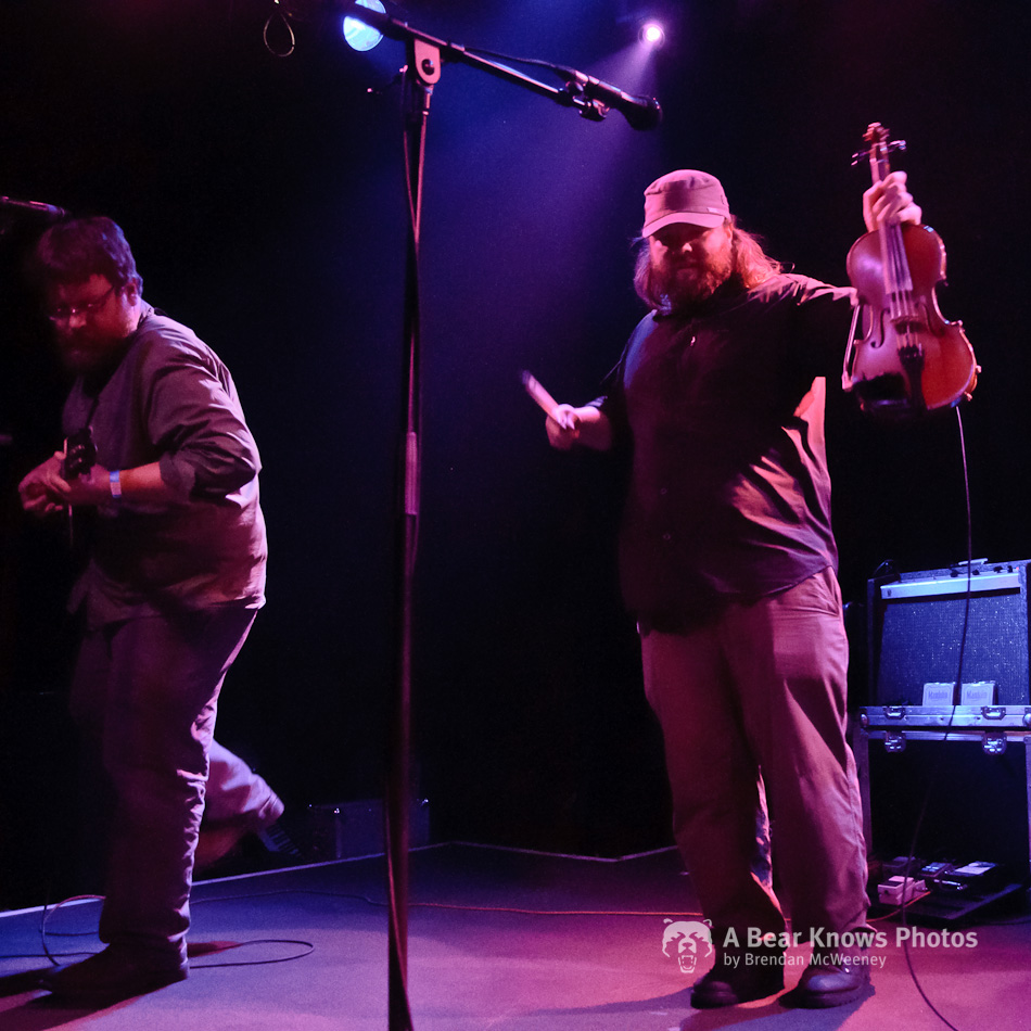 Trampled By Turtles at The Independent (8)