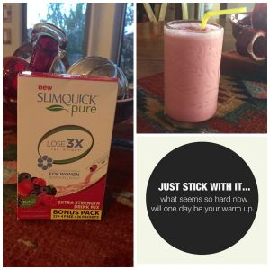 Slim Quick Berry Drink Mix and Smoothie Recipe