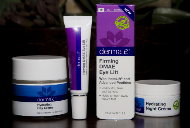 All Natural Skin Care Derma e Products