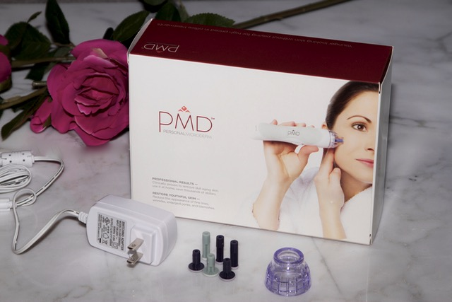 PMD Personal Microderm skin care