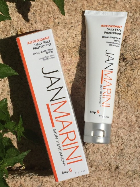Jan Marini sunscreen daily face protectant