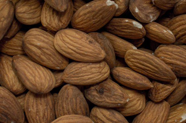 Almond oil used in Aixallia skincare