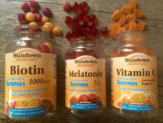 Gummy Vitamins Sundown Naturals®