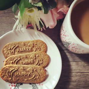 Snackwell's Biscuit Thins positive affirmations