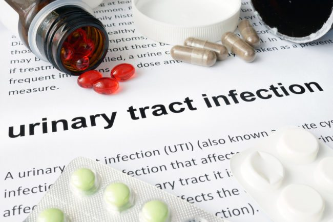 Antibiotic resistance and UTIs