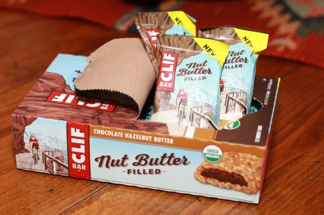 CLIF non GMO Nut Butter Filled Bar
