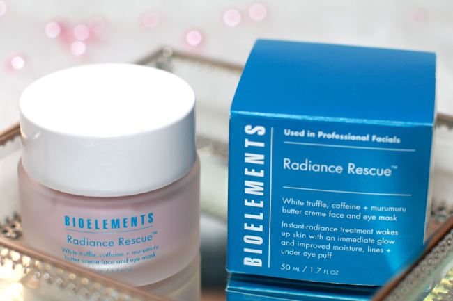 Bioelements face mask review