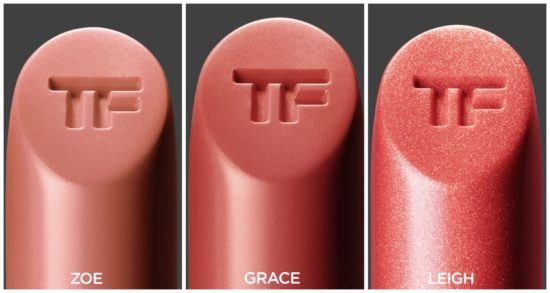 best swatches for Tom Ford Lips and Girls