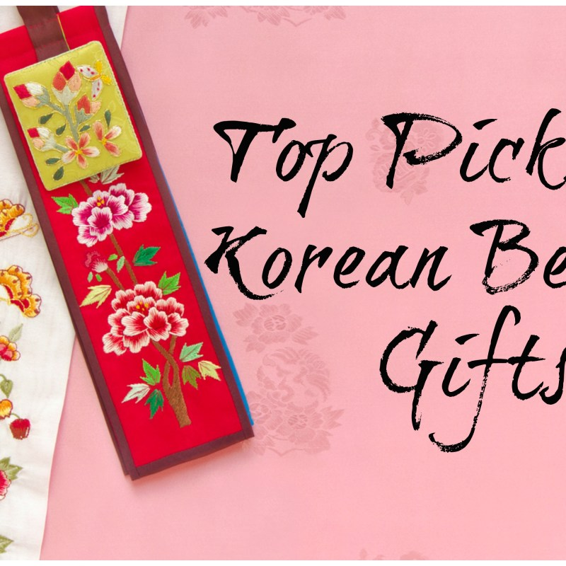 Top picks Korean Beauty Gifts