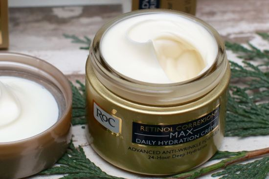ROC Correxion Daily Hydration Creme skin care