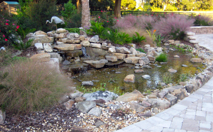 Water Features (a)