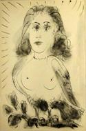 40 Dessins de Picasso en Marge du Buffon by Pablo Picasso - $10,500