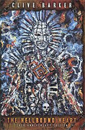 The Hellbound Heart by Clive Barker - $15,000
