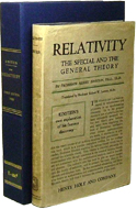 Relativity: The Special And General Theory by Albert Einstein – $12,500