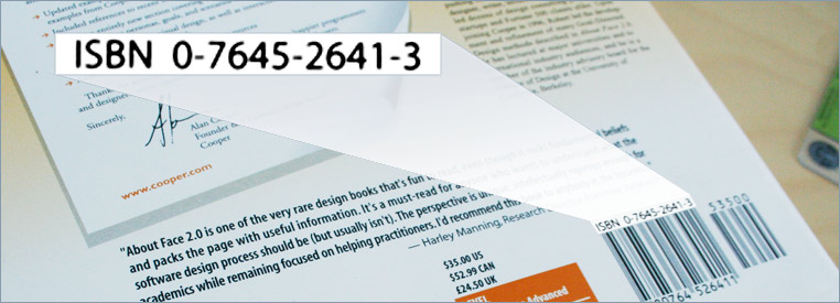 what is isbn numbers