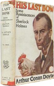 Sherlock Holmes created by Sir Arthur Conan Doyle