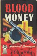 Blood Money by Dashiell Hammett