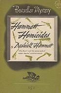 Hammett Homicides by Dashiell Hammett