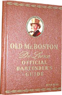Old Mr. Boston Deluxe Official Bartender's Guide by Mr. Boston