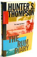The Rum Diary: A Novel by Hunter S. Thompson