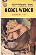 Rebel Wench by Gardner F. Fox