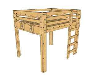 queen-loft-building-plans
