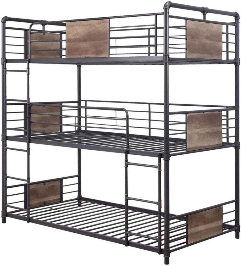 bunk-bed-rustic